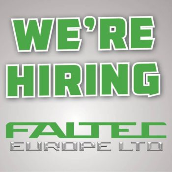 Faltec continue to recruit during the COVID pandemic