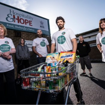 Supporting South Tyneside Food Bank